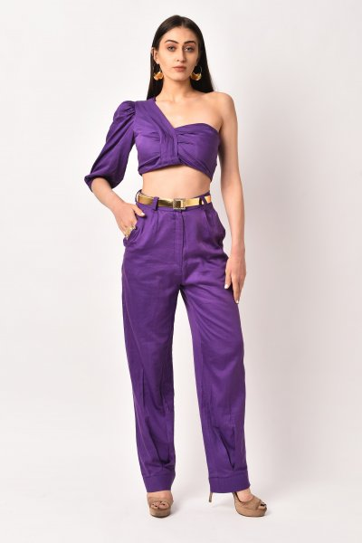 DREAMY PURPLE CO-ORD