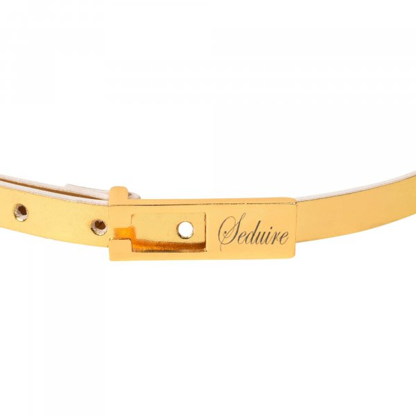 GOLDEN THIN BELT